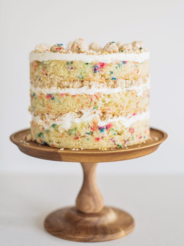 Milk Bar Birthday Cake | Cake by Courtney