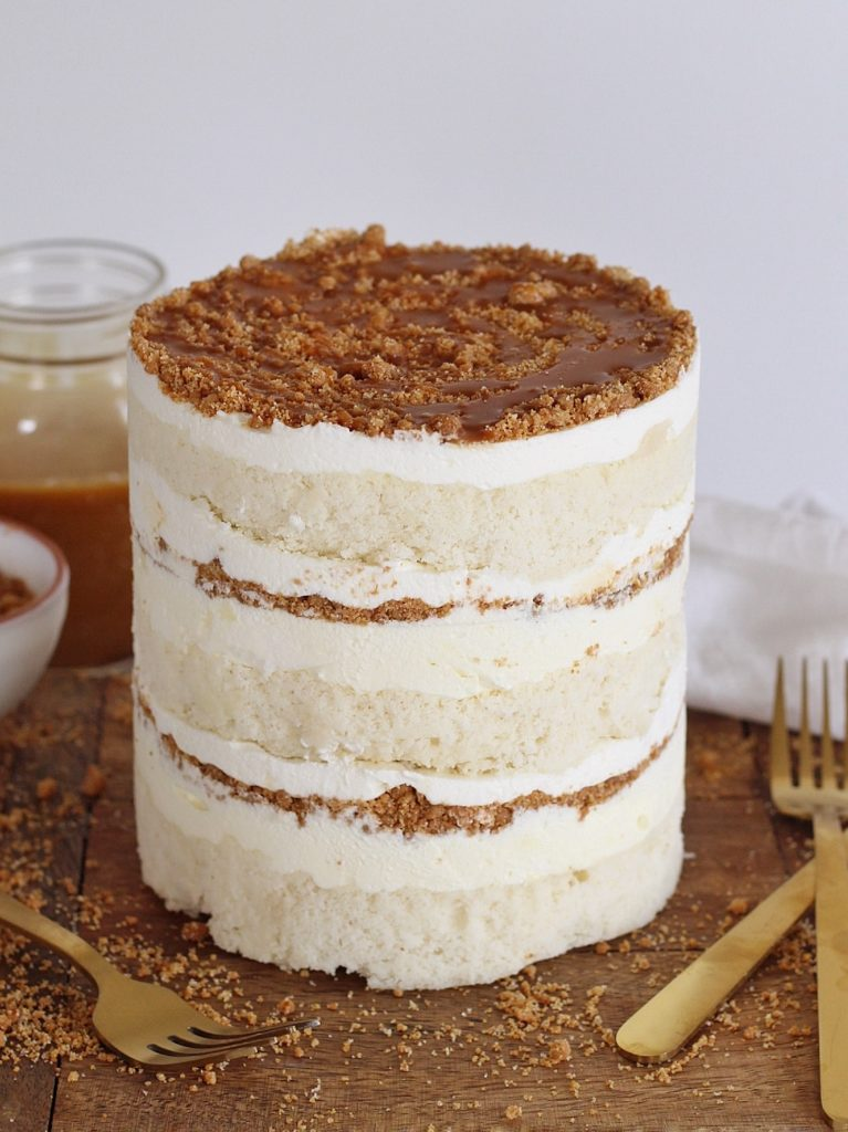 Banana Cream Cake | Cake by Courtney