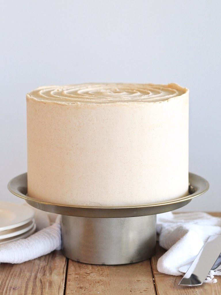 Snickerdoodle Cake | Cake by Courtney