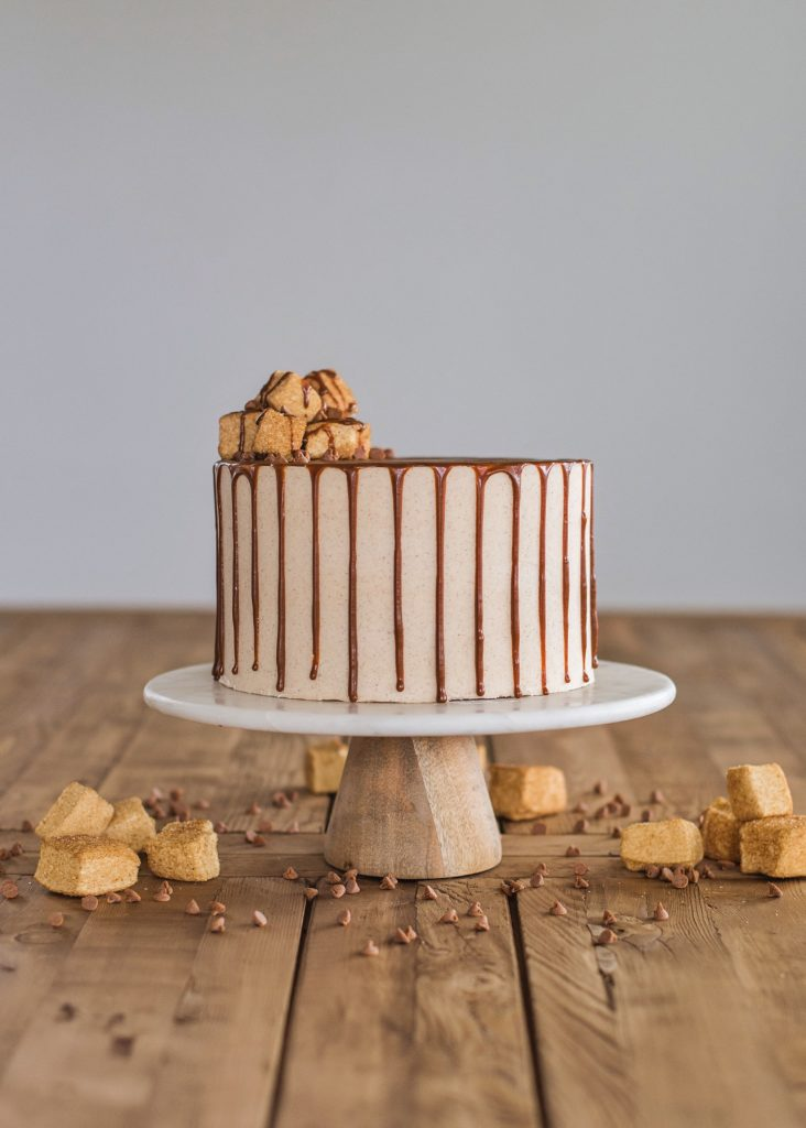 Churro Cake | Cake by Courtney