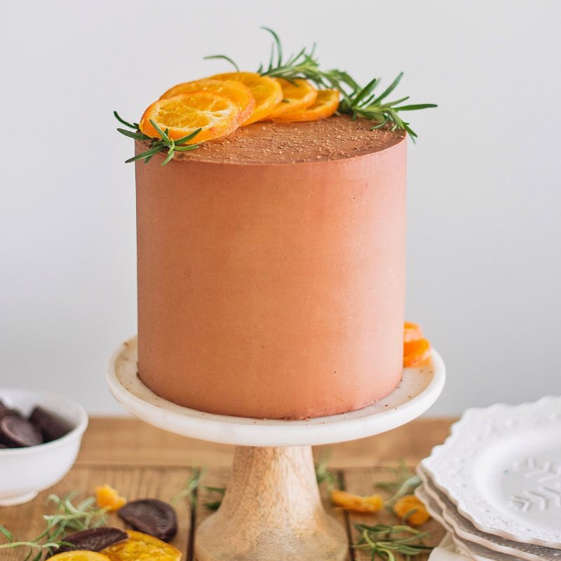 Chocolate Orange Cake | Cake by Courtney