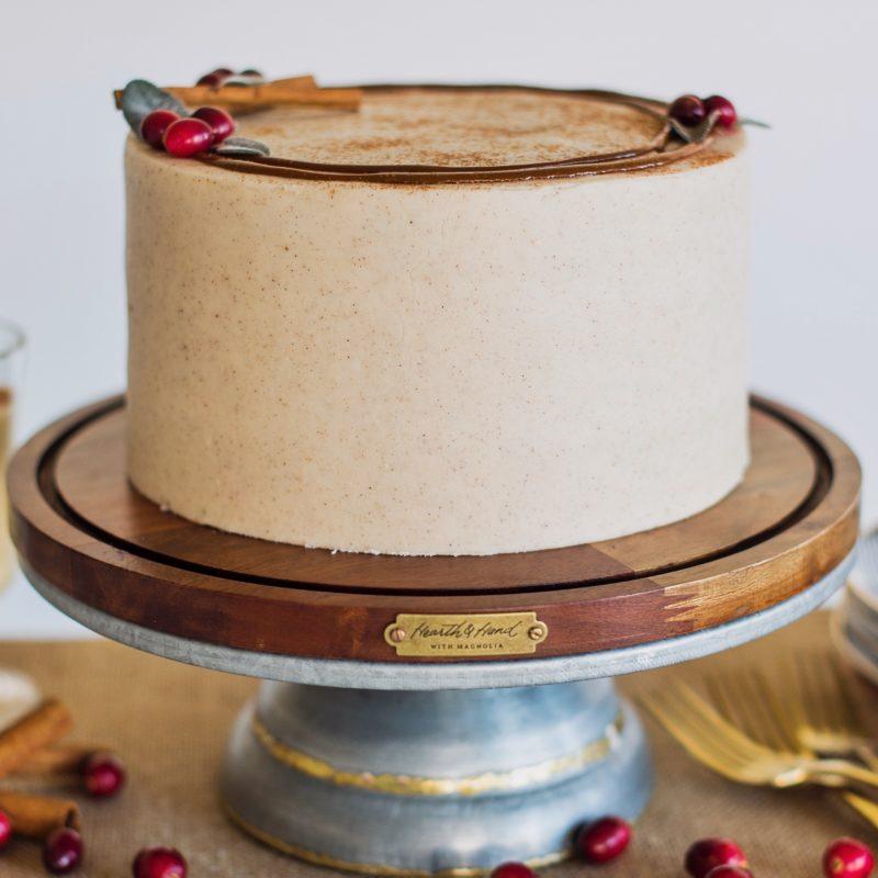 Eggnog Cake | Cake by Courtney