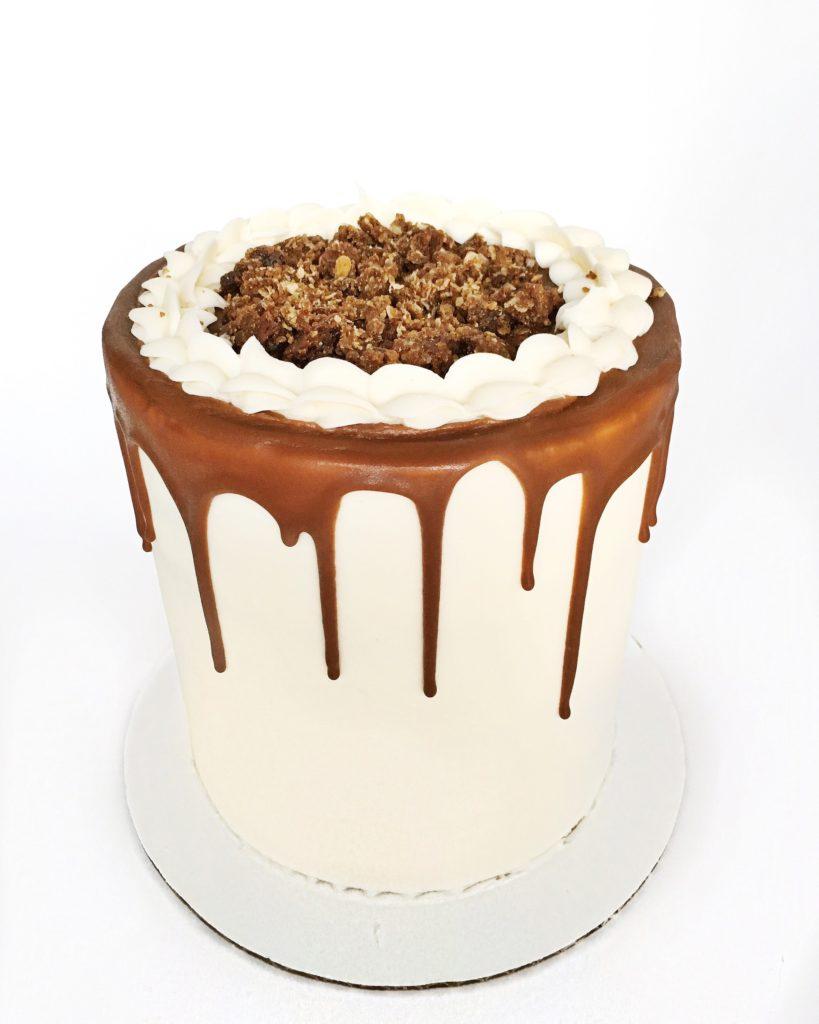 Pumpkin Gingersnap Cake   Cake by Courtney