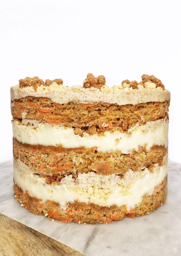 Milk Bar Carrot Layer Cake | Cake by Courtney