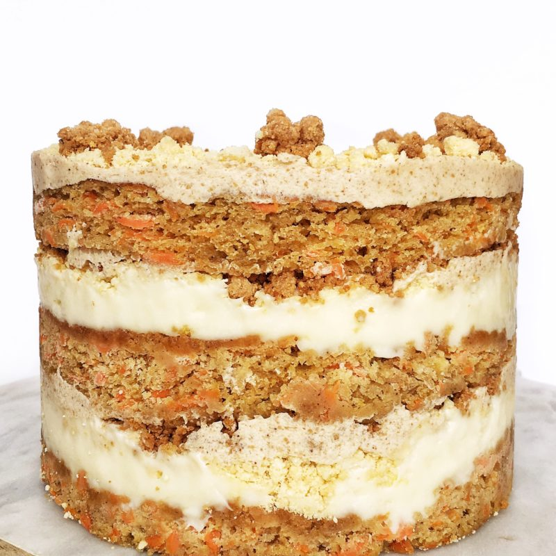 Milk Bar Carrot Layer Cake | Cake by Courtney