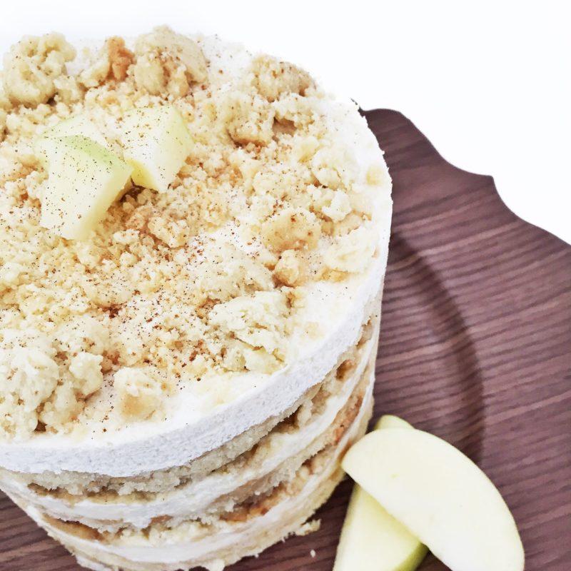 Milk Bar's Apple Pie Cake | Cake by Courtney