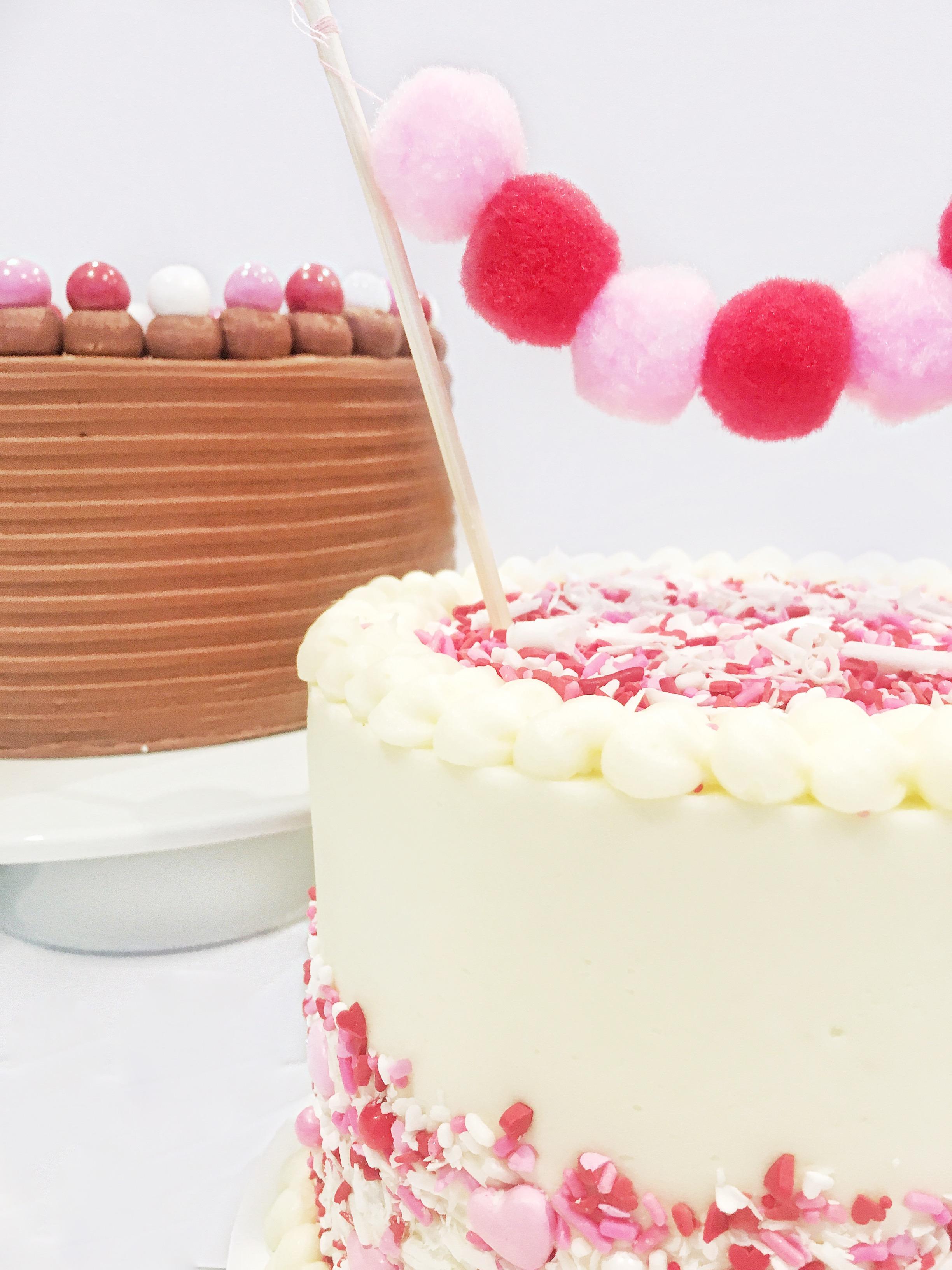 Red Velvet Cake Bake Off Cake by Courtney