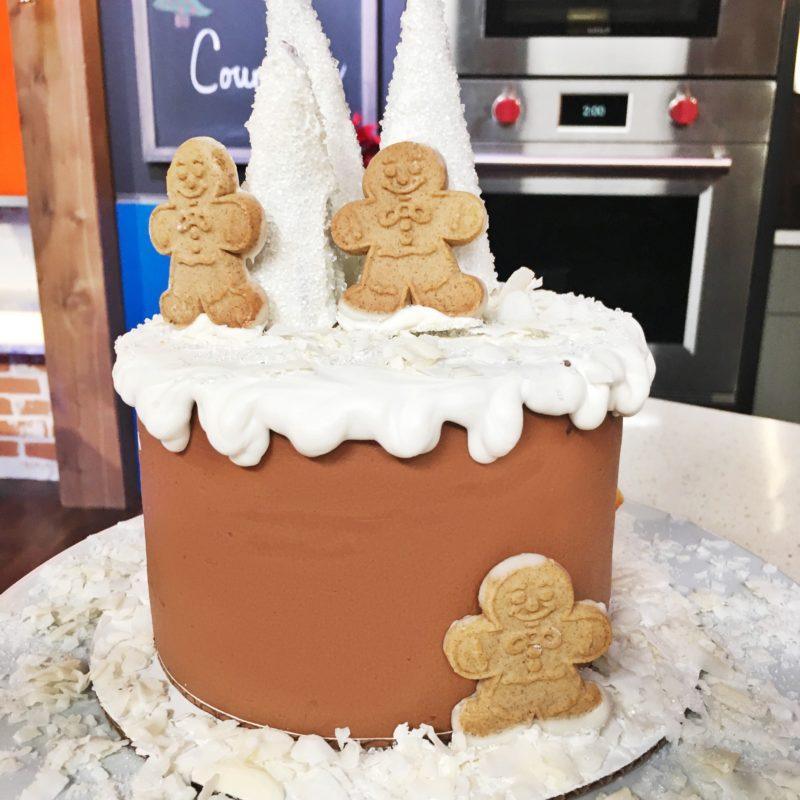 Chocolate Orange Cake (and other Christmas cake ideas) | Cake by Courtney