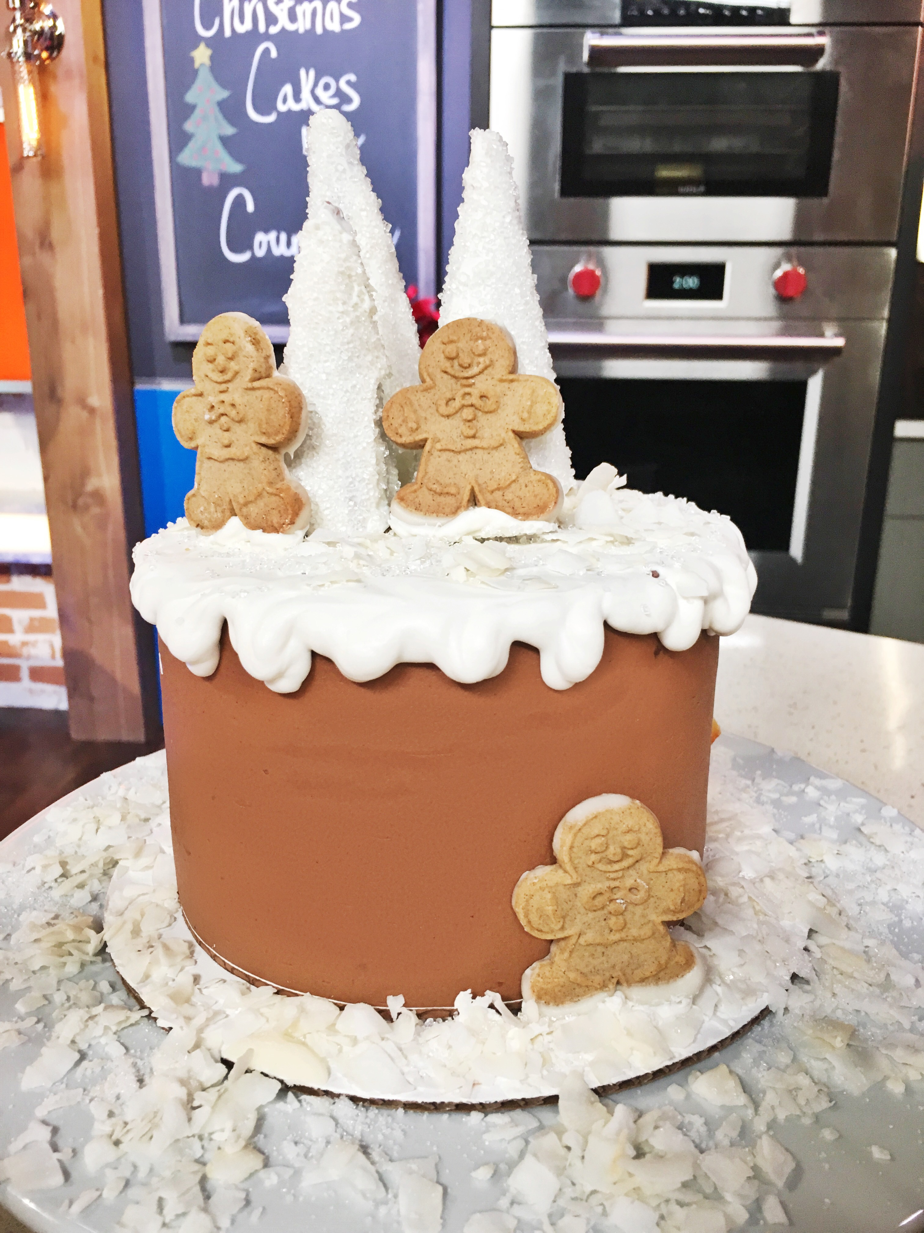 Chocolate Orange Cake And Other Christmas Ideas