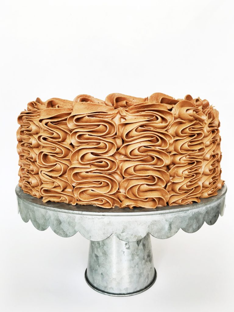 Chocolate Pretzel Cake | Cake by Courtney