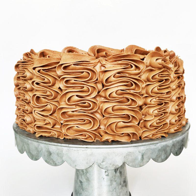 Chocolate Pretzel Cake | Cake by Courtney