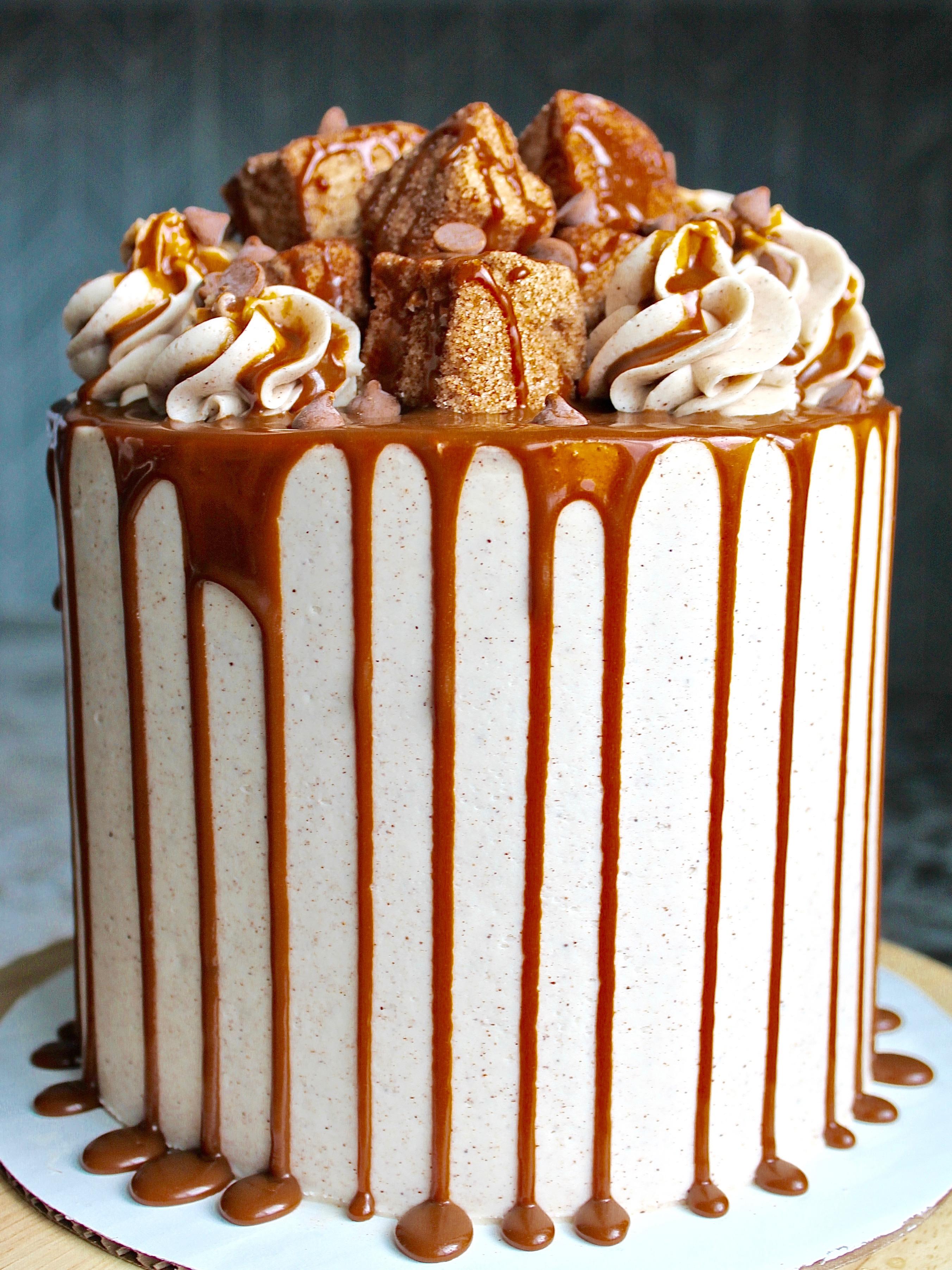 Churro Cake Cake By Courtney
