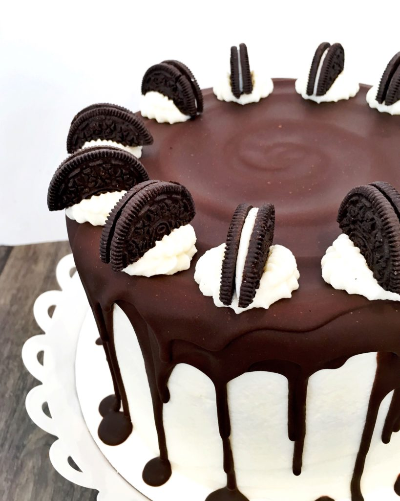 Cookies and Cream Cake | Cake by Courtney