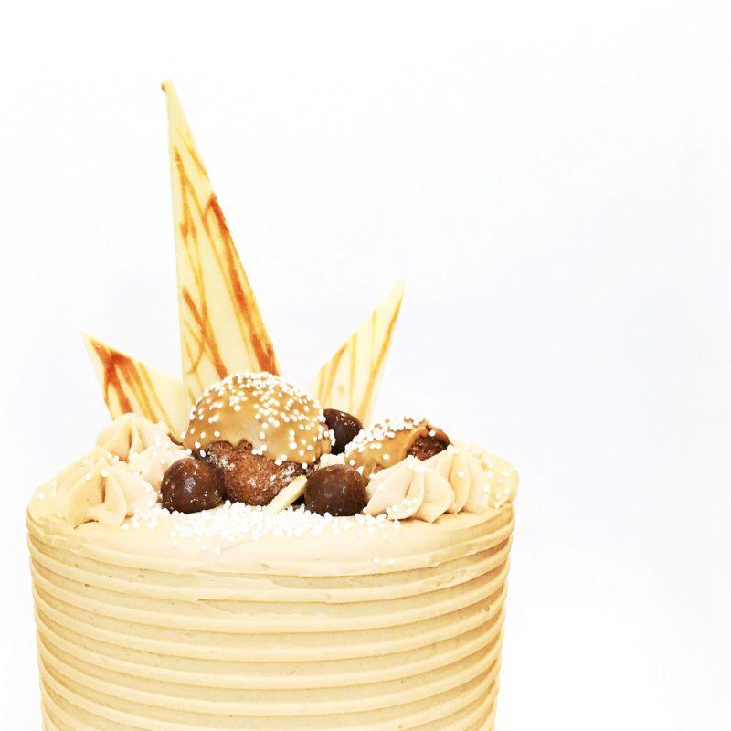 Peanut Butter Dream Cake (My Birthday Cake!) | Cake by Courtney