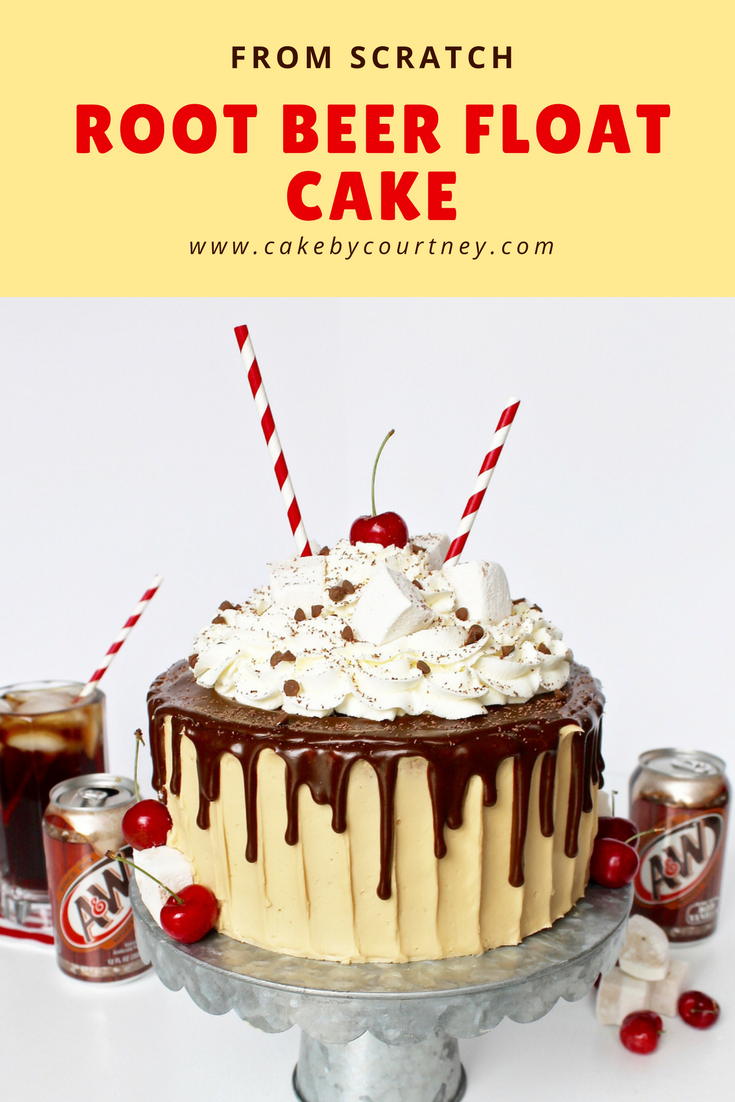 Root Beer Cake Mix