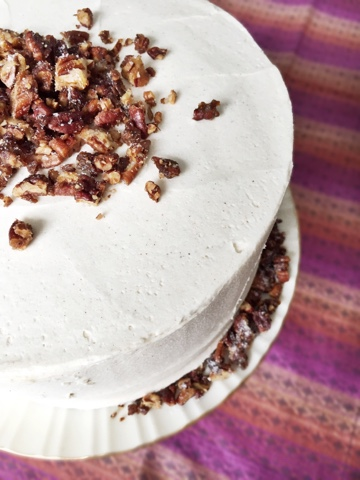 Sweetapolita's Autumn Delight Cake   Cake by Courtney