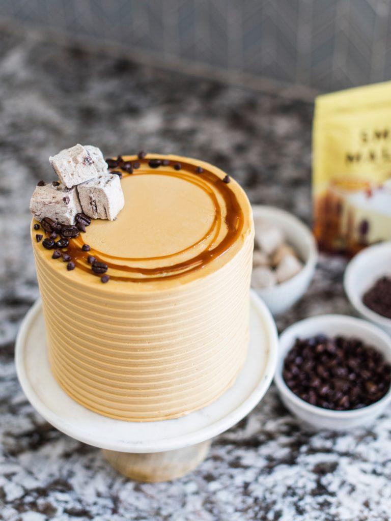 Mocha Chip Cake | Cake by Courtney