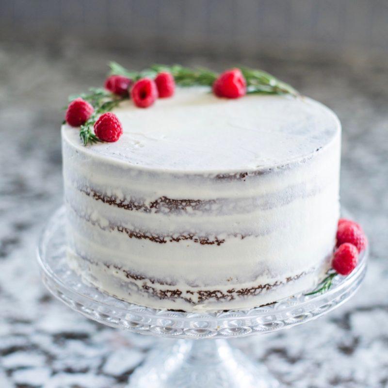 Lemon Gingerbread Cake | Cake by Courtney