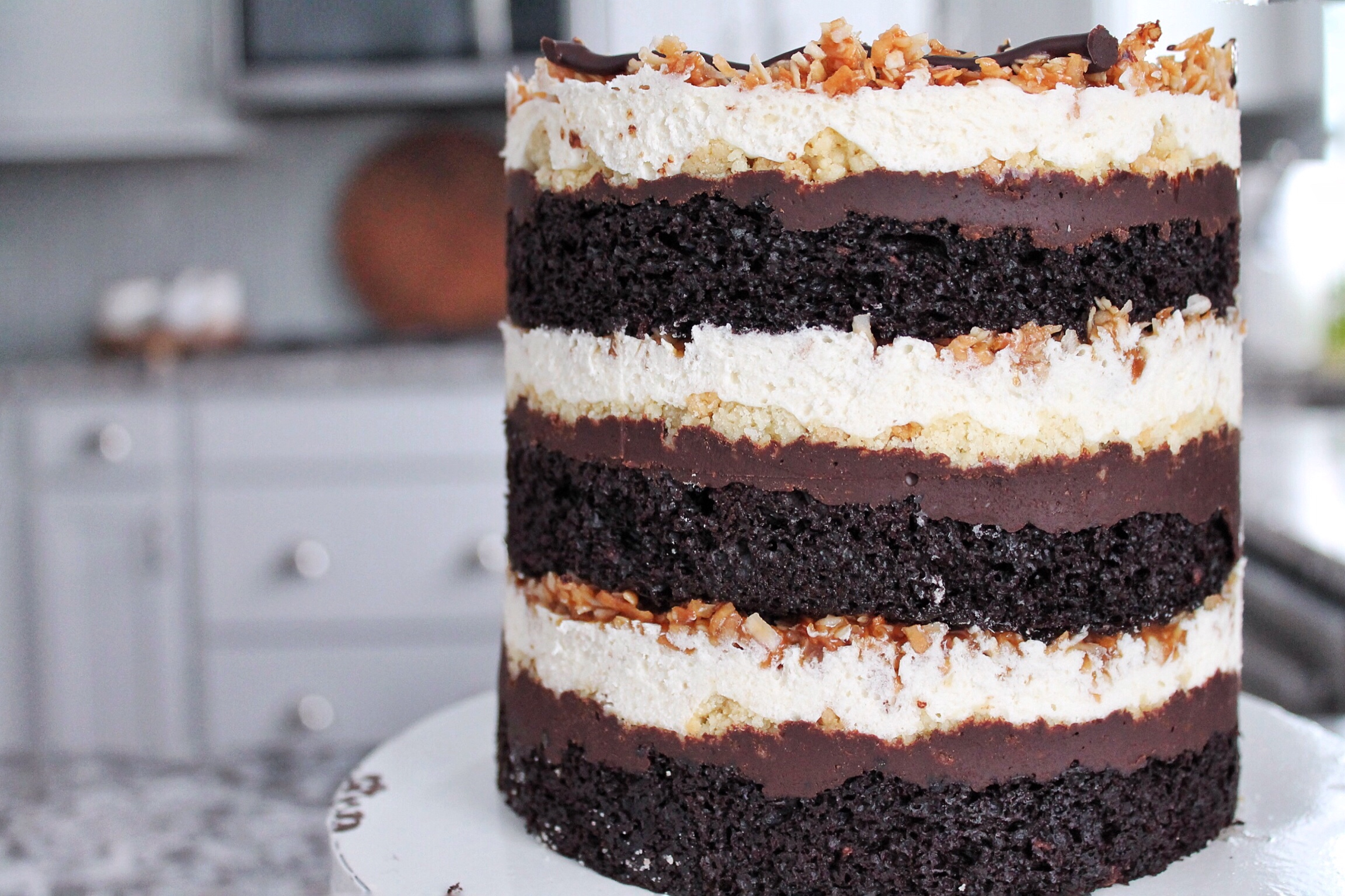 Image Result For Cake By Courtney Chocolate Frosting