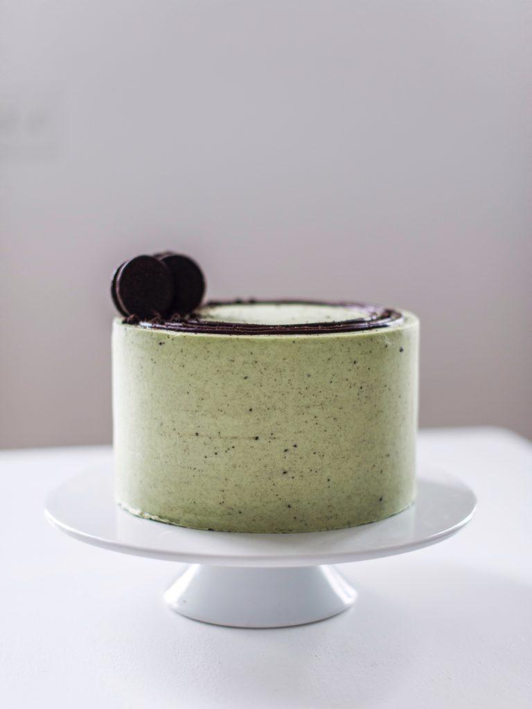 Grasshopper Pie Cake | Cake by Courtney