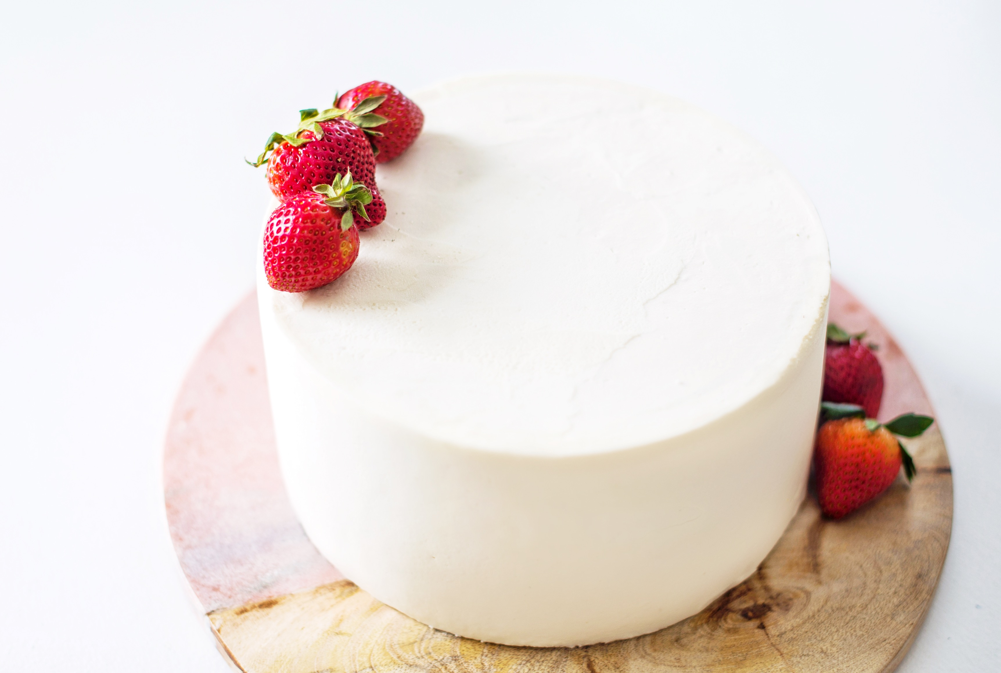 Light And Fluffy Cake Recipe