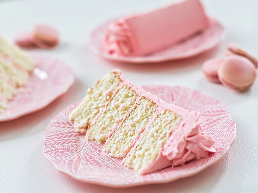 Classic Vanilla Cake #easycake #cakesforbeginners #cake #cakes #cakerecipe