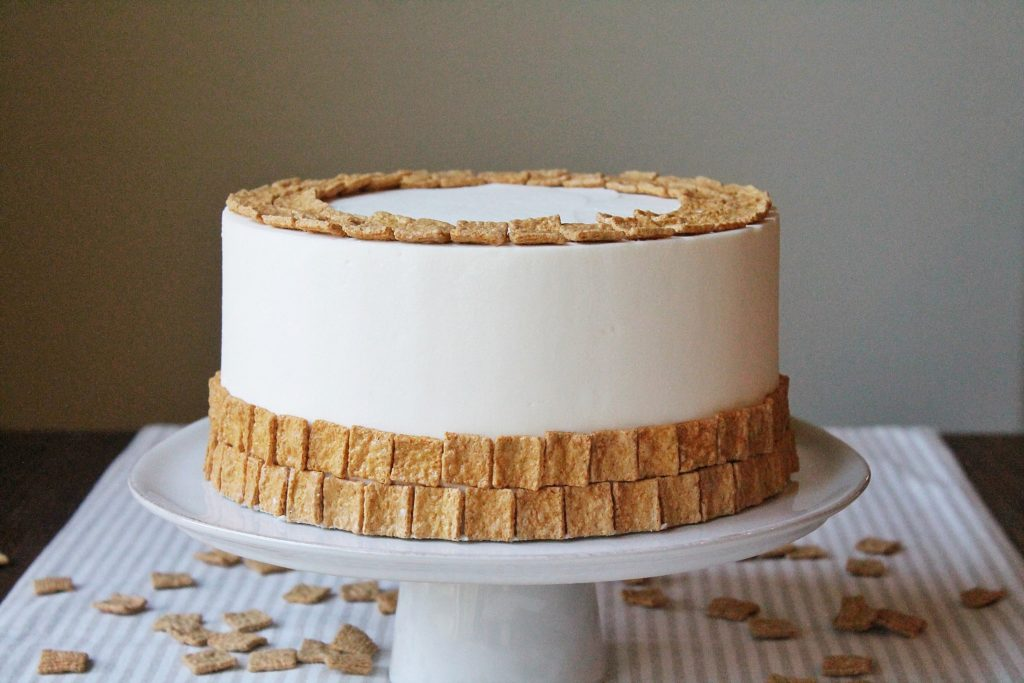 Golden Grahams Cake | Cake by Courtney