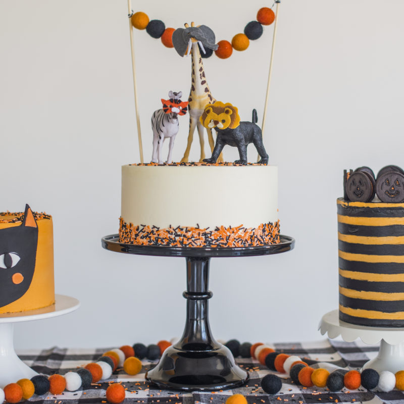 Halloween Cake Roundup | Cake by Courtney
