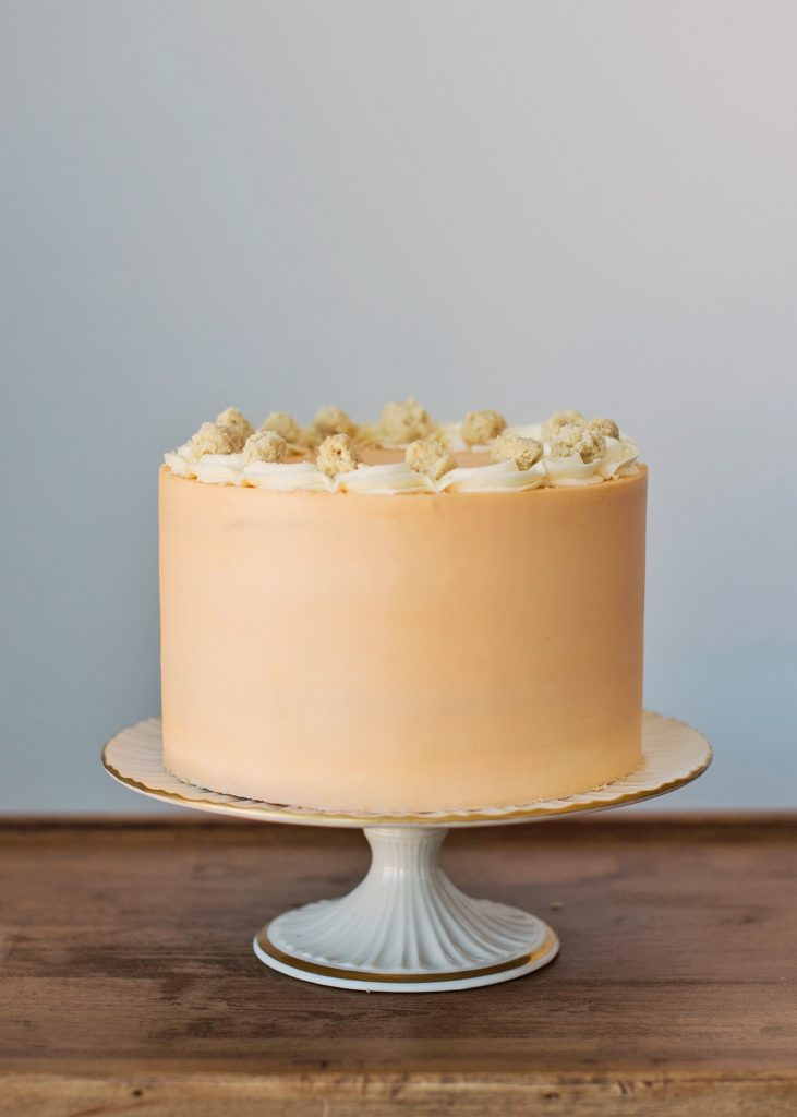 Pumpkin Pie Cake | Cake by Courtney