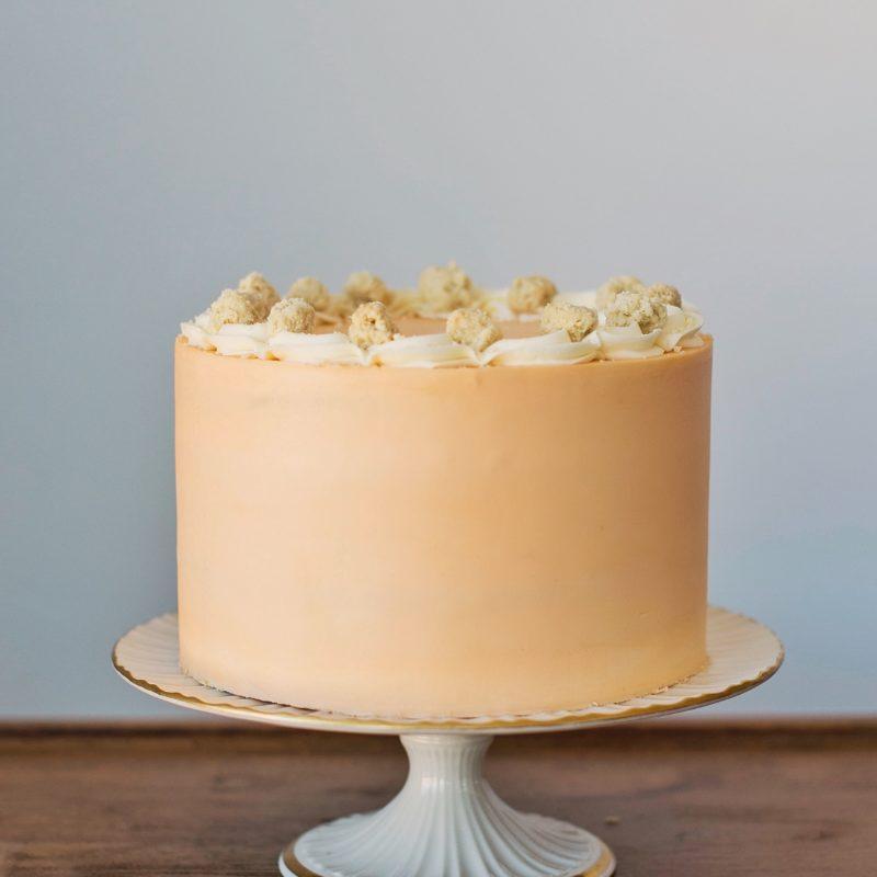Pumpkin Pie Cake | Cake by Courtney