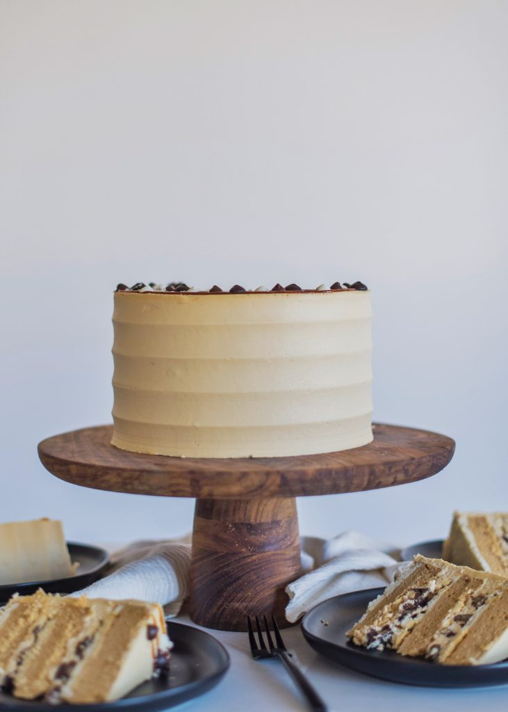 Triple Chocolate Pecan Pie Cake | Cake by Courtney