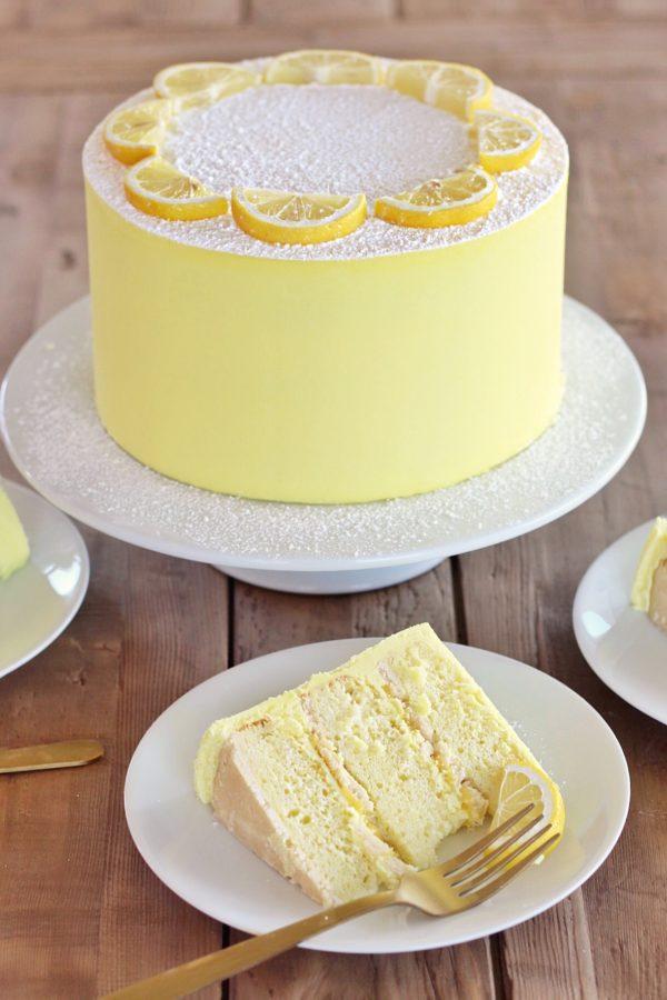 Lemon Bar Cake #cakebycourtney #lemonbarcake #cake #lemoncake #lemonbars #lemonbarcakerecipe #easycakerecipe #lemoncurdrecipe