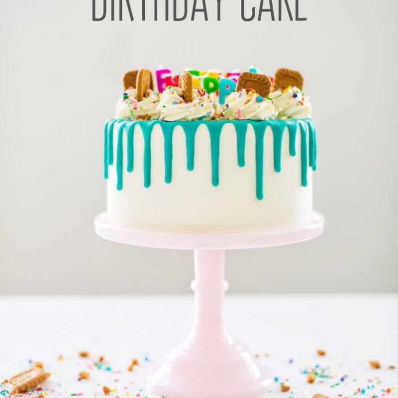 Fabulous Cake By Courtney How To Make The Perfect Birthday Cake Personalised Birthday Cards Veneteletsinfo