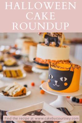 Halloween Cake Roundup www.cakebycourtney.com