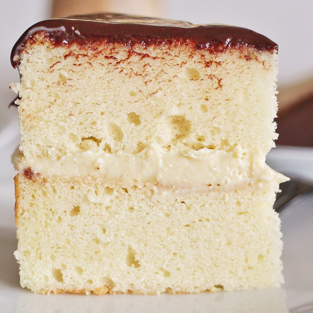 Boston Cream Pie Cake | Cake by Courtney