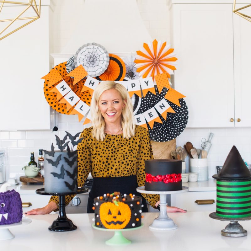 5 Easy Halloween Cakes | Cake by Courtney