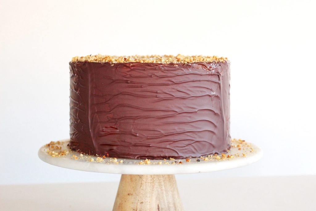 Peanut Butter Graham Cake | Cake by Courtney