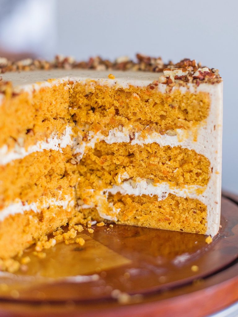 The Perfect Sweet Potato Cake Cake By Courtney