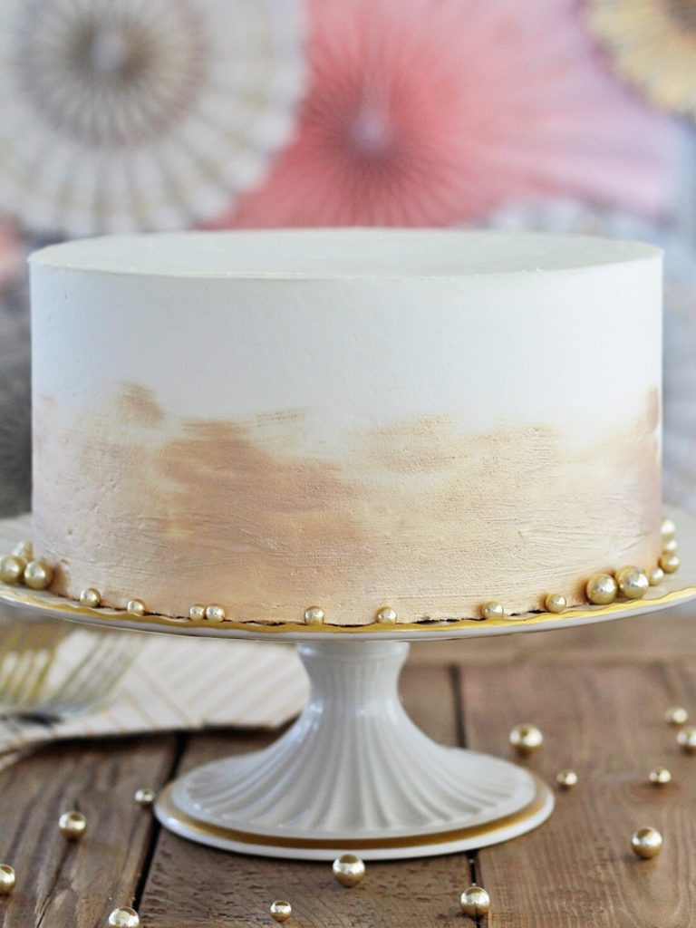 Champagne Cake | Cake by Courtney