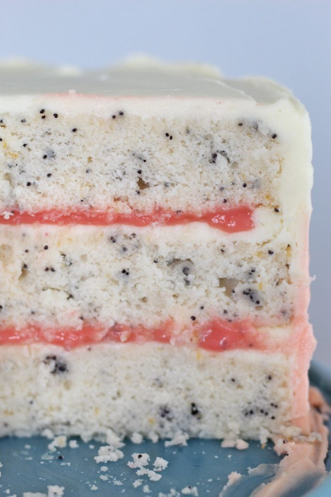 Grapefruit Poppy Seed Cake | Cake by Courtney