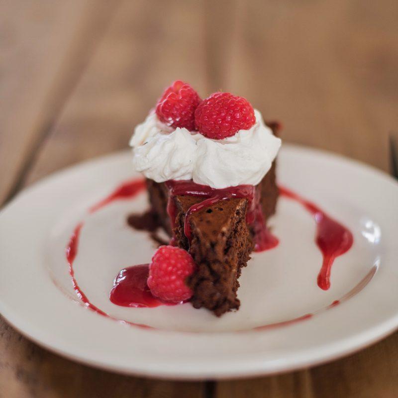 Flourless Chocolate Cake | Cake by Courtney
