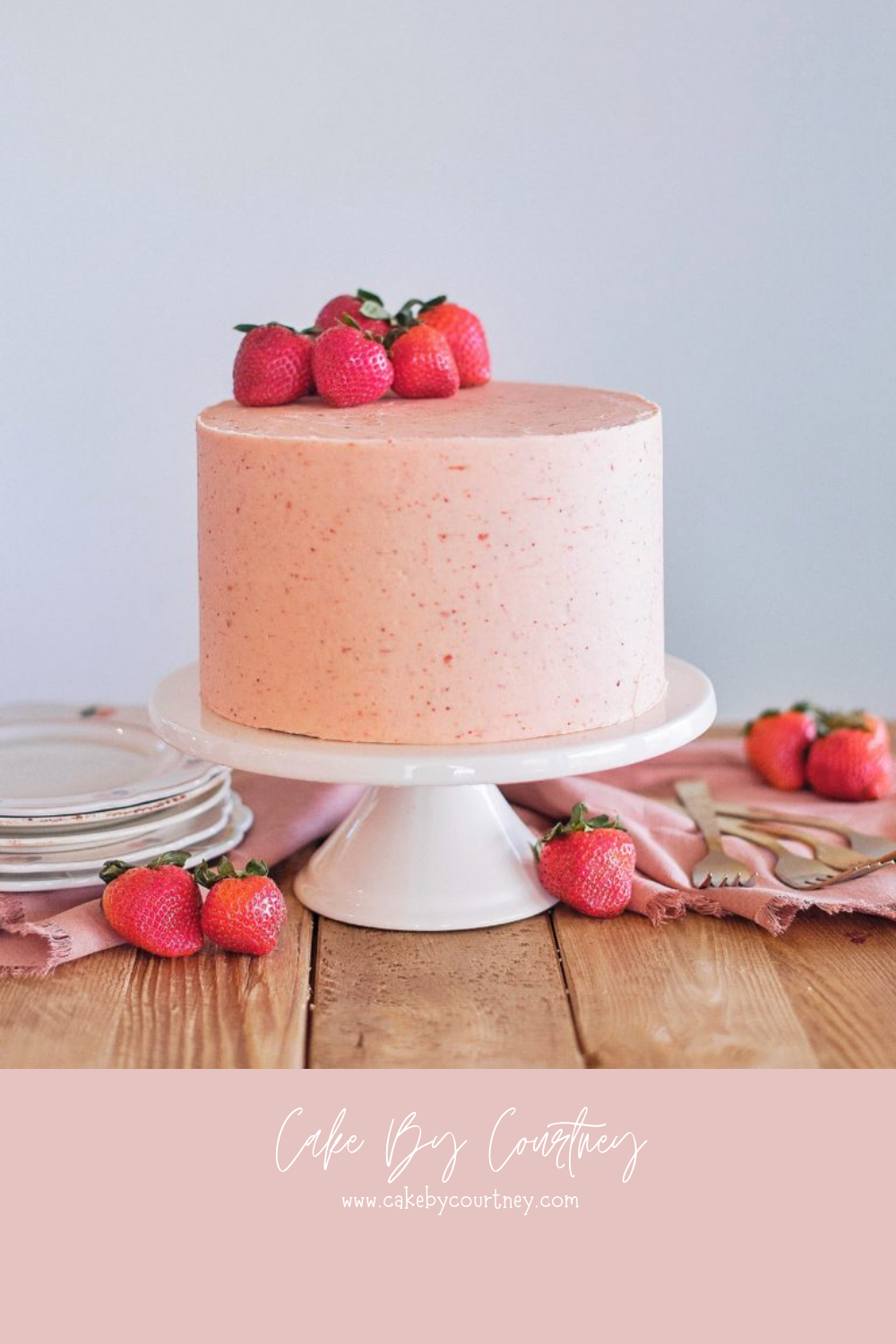 How to bake the perfect strawberry shortcake
