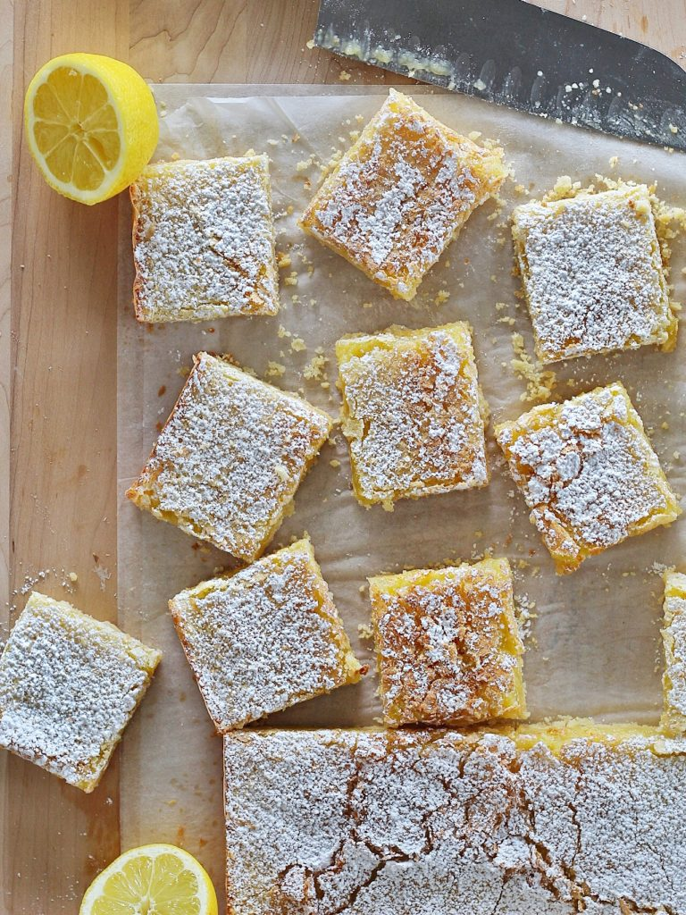 The most delicious lemon bars: #cakebycourtney #lemonbars #besteverlemonbars #lemon #dessert #lemonbardessert #lemonbarrecipe