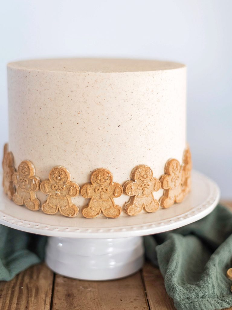 Gingerbread Cookie Cake | Cake by Courtney
