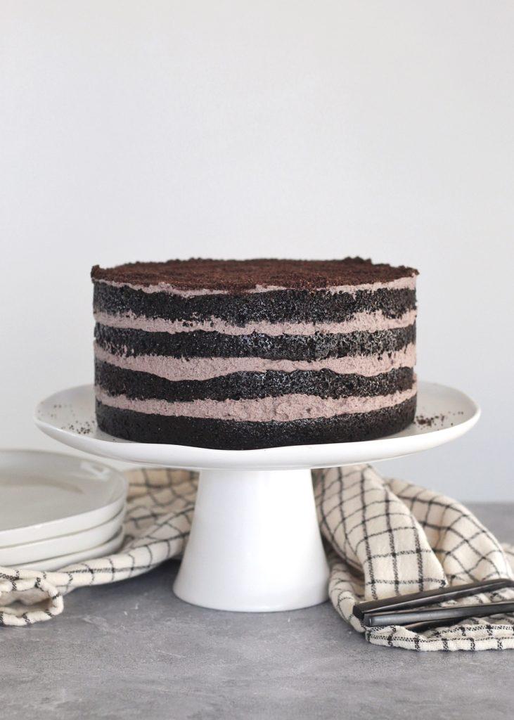Disney's Grey Stuff Cake | Cake by Courtney