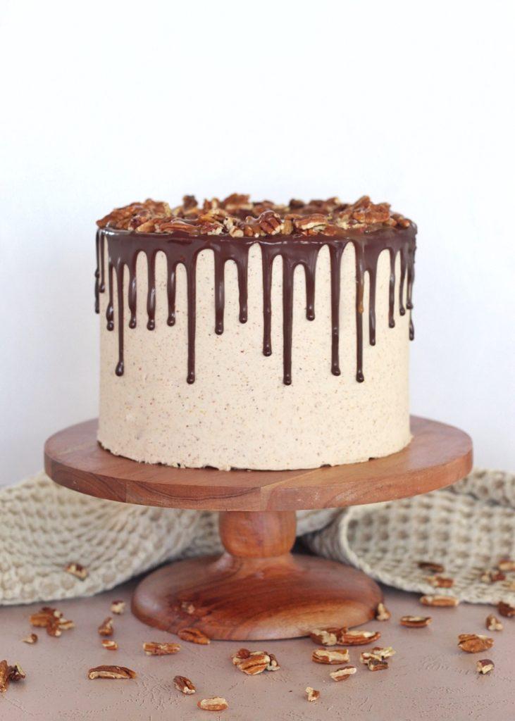 Turtle Pie Cake | Cake by Courtney