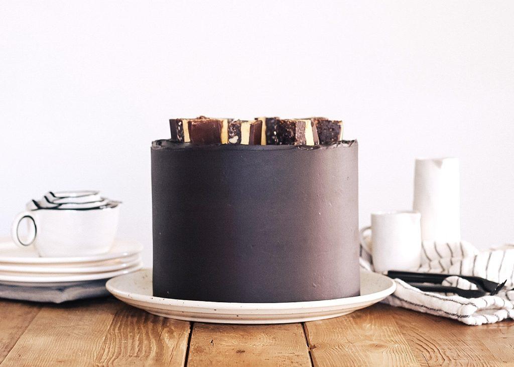 Nanaimo Bar Cake | Cake by Courtney