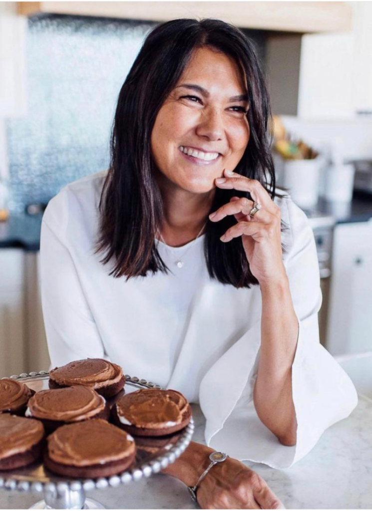 Si Foster is a wealth of knowledge every foodie will love learning from! www.cakebycourtney.com