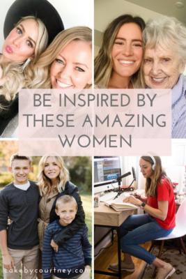 Be inspired by these amazing women and more on my favorite podcast episodes! www.cakebycourtney.com