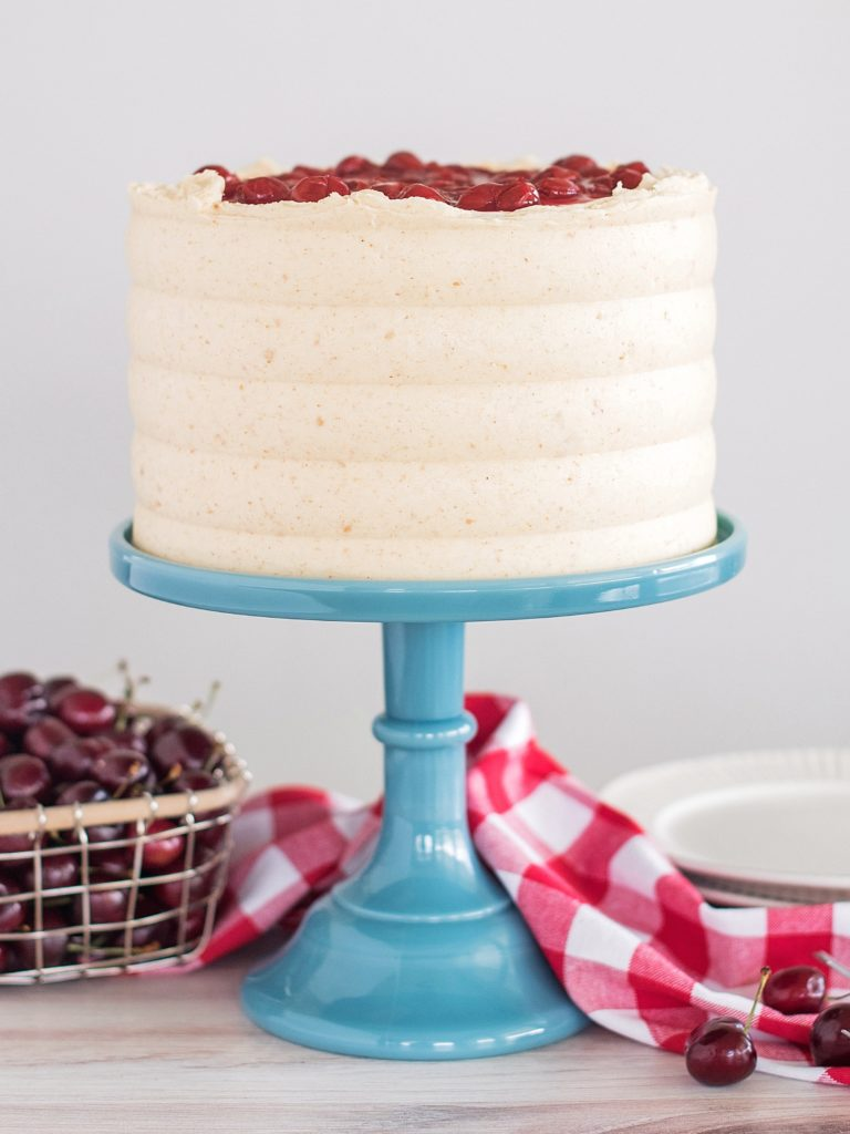 Cherry Cheese Pie Cake | Cake by Courtney